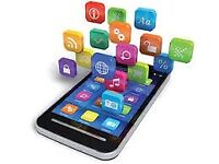 App development - Apple iOS & Android - bring your ideas to life!