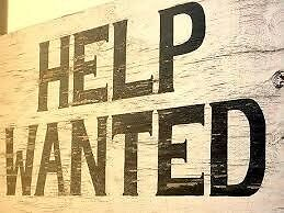 Cleaning staff required for Ad-hoc work £9per hour