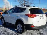 2013 rav 4 limited, 160,000 km warrenty or until 2020.