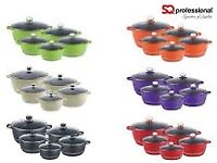 Cooking Pots (5 Piece sets)