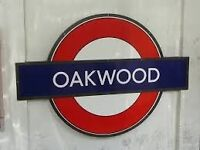 Stunning Modern Two Double Bedroom Flat Located Minutes From Oakwood Station. Available To View Now