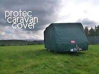 Pro Tec breathable winter caravan cover / protector