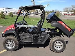 Used 2012 Cub Cadet Side by Side