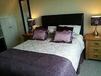 Large double room + ensuite: 12 min walk to station & high street