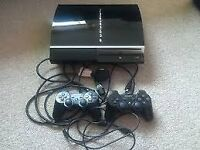 Sony Playstation 3 80GB Games Console