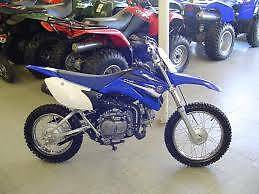 Yamaha TTR110 Second Hand 2012 Model Bowral Bowral Area Preview