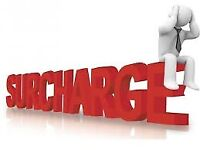 **CASH SURCHARGE MINI CAB OFFICE NOW RECRUITING PCO DRIVERS**