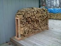 Do you need your firewood split and stacked?