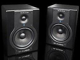 M-Audio BX5a Deluxe Pair (2)