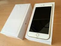 iPhone 6 Plus UNLOCKED GOLD 64GB LEAVING COUNTRY