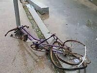 bike...spares or repair