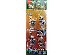 Lego Battlepack minifigure Knights Brand new very collectable