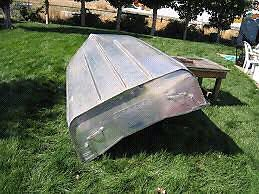 WANTED ALUMINUM BOAT 10 TO 16 FT DAMAGED OR LEAKING IS FINE
