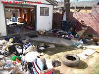 Yard Cleanup & Junk Removal Services
