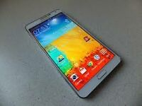 Samsung note 3 white unlocked