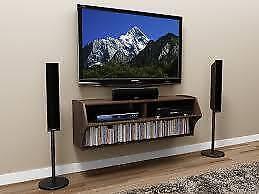 DIGITAL TV ANTENNA  &  TV WALL MOUNT BRACKET FULLY INSTALLATION