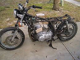 Looking for an old honda project bike
