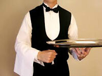 Waiter Available