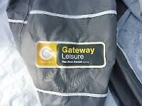 Gateway New Forest Awning - Size 1050