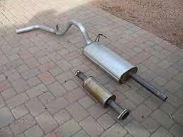 2014 F150 fx4 OEM exhaust system