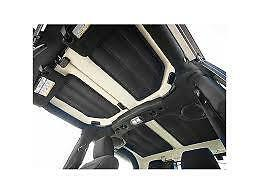 Rugged Ridge Jeep JK Hardtop Insulation@Offroadaddiction London Ontario image 2