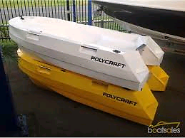 WANTED USED POLYCRAFT TUFF TENDER Cooroy Noosa Area Preview