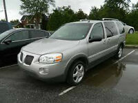 2007 Pontiac Montana SV6 LOADED   TV/ DVD RUNS GREAT