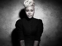 Emeli Sande - Thursday 19th Brighton Centre - 4 STANDING TICKETS