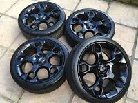 FORD FIESTA ZETEC S ALLOYS ST