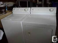 Good Condition , Maytag washer and Dryer