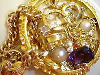 We Buy Gold Silver Sterling Items Costume Jewellery for cash