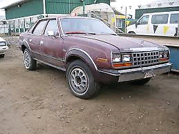 Wanted ANY AMC car running prefered