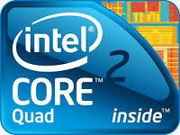 AUBAINE ! Ordi Intel QUATRE Cœur / 3gb ram / 500GB / DVDRW