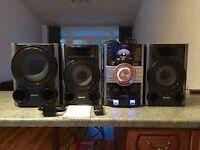 Sony Genezi HCD-GTZ 3i Stereo