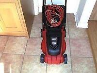 "LAWNMOWER - Landxcape 1000w 32"" - Electric - Only £10 - It works fine!"