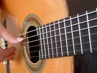 Classical Guitarist available for weddings, parties, functions