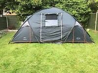 4-MAN DOME TENT