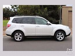 Wanted: White******2012 subaru forester manual xt premium white Whyalla Whyalla Area Preview
