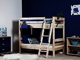 Cabin Bed Thuka Solid Pine