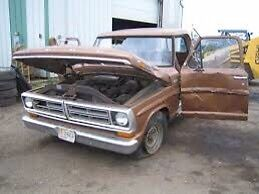 I'm looking for a 72 ford pickup