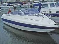 Boat - Sports Cruiser around 23-24ft - Project_Wanted No older than around 1998