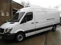 3.5t courier driver
