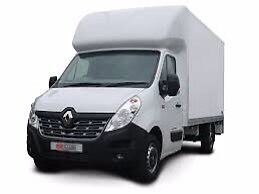 MAN AND VAN LARGE LUTONVAN WITH TAILIFT CALL 24/7