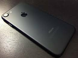 iPhone 7 256GB Jet Black Mount Pleasant Melville Area Preview