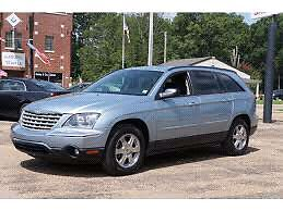 2004 Chrysler Pacifica AWD - Fully loaded