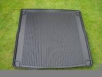 Audi A4 Avant (B8 Estate) genuine boot liner