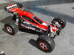 WANTED: Traxxas Bandit brushless