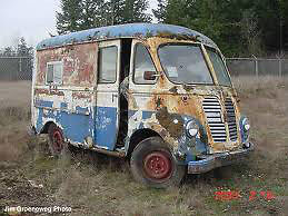 IHC & other step vans for parts