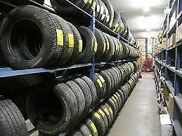 BEST USED TIRES IN GTA! 70%-90% tread left, FREE Installation and Balancing! WARRANTY 1 month!