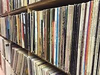 Vinyl Records wanted - Collections wanted- Jazz - Reggae - Soul - Prog - Punk - Rock - Will Travel.